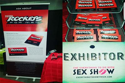 Red Rockets Sex Show